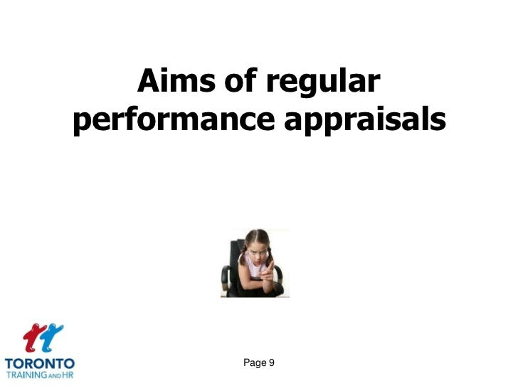 conducting performance appraisals Writing and conducting successful performance appraisals guidelines for  performance appraisals are an ongoing  performance assessment is the third.