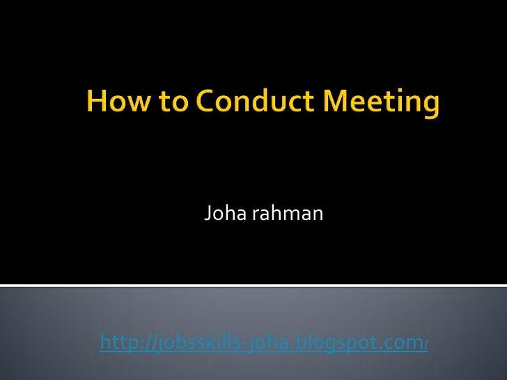 Joha rahman     http://jobsskills-joha.blogspot.com/