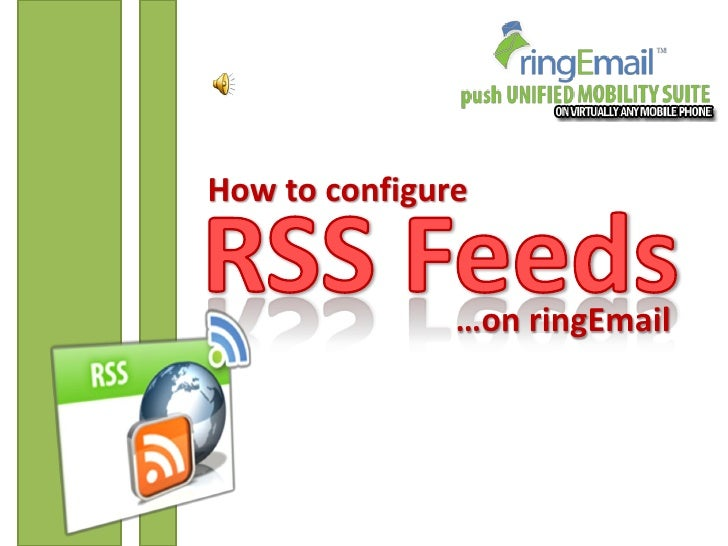 How to configure               …on ringEmail