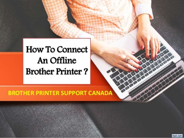 how to fix printer offline brother