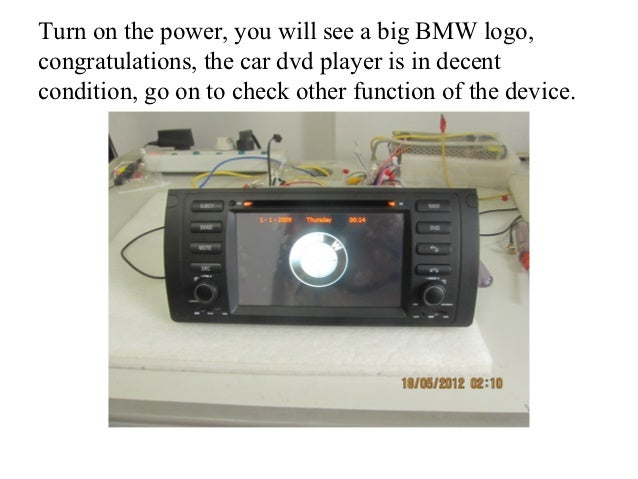 how to connect the power supply to test a car dvd player. Black Bedroom Furniture Sets. Home Design Ideas