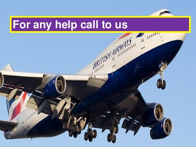 How to contact 1 877-287-2845 british airways reservation