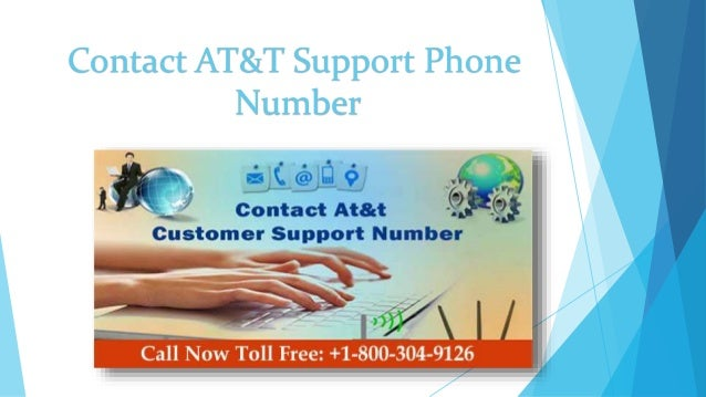 how to contact att customer service