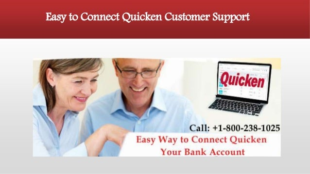How to contact quicken by phone