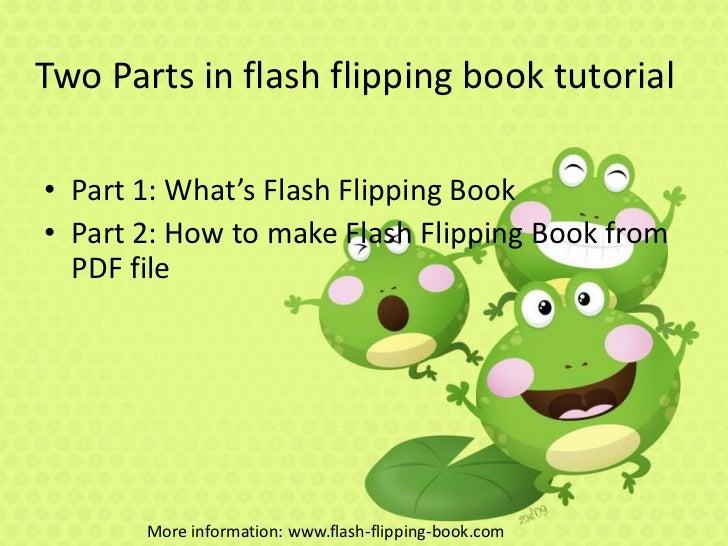 pdf to flash converter software
