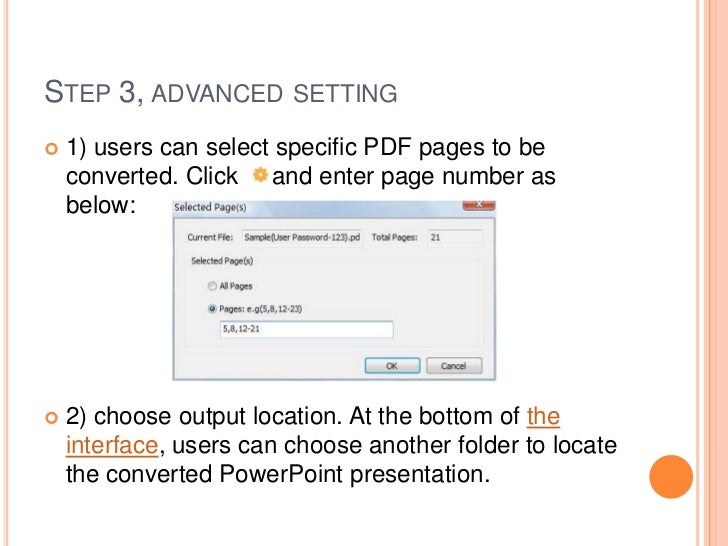 pdf to powerpoint 2003 converter
