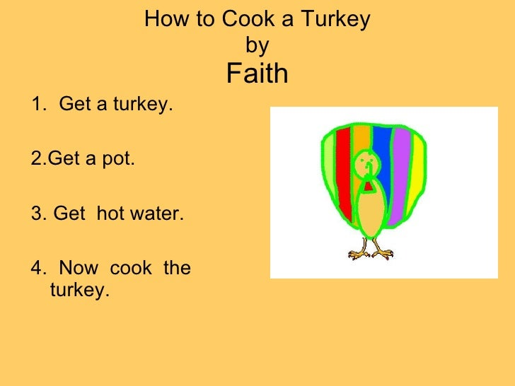 how to cook a turkey for dummies