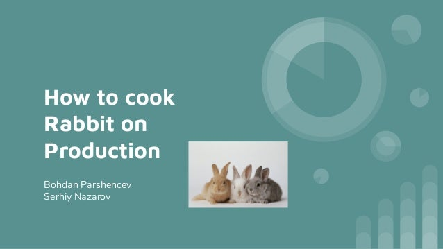 How to cook Rabbit on Production Bohdan Parshencev Serhiy Nazarov