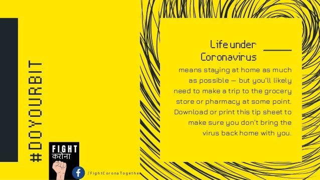 How To Coronavirus Proof Your Home Slide 2