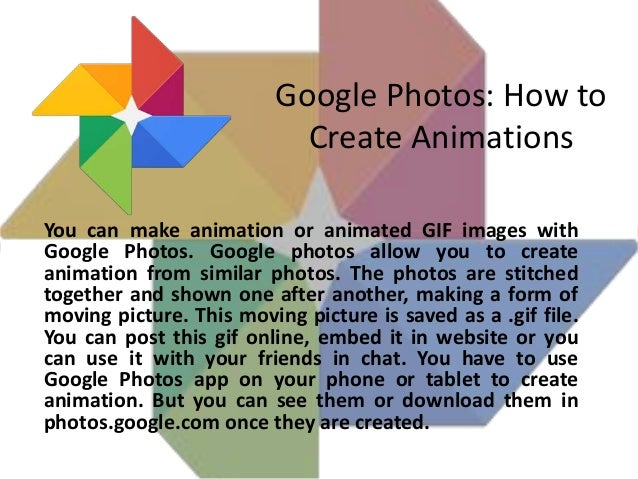 how to put gif in google slide