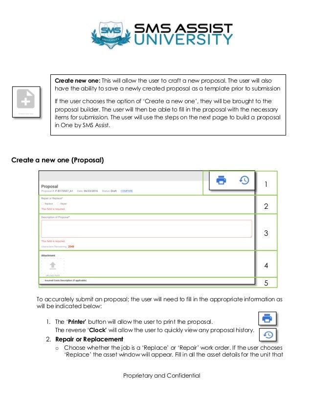 How To Create Submit A Proposal Quick Guide