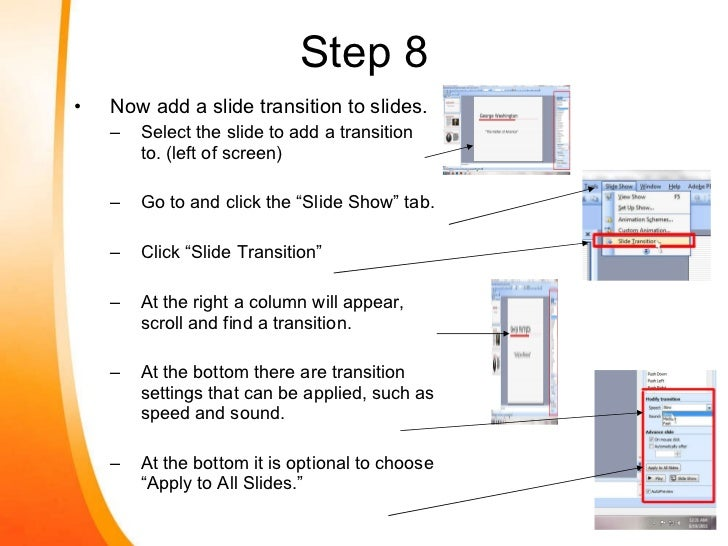 How to create a basic power point presentation 13 toneelgroepblik Image collections