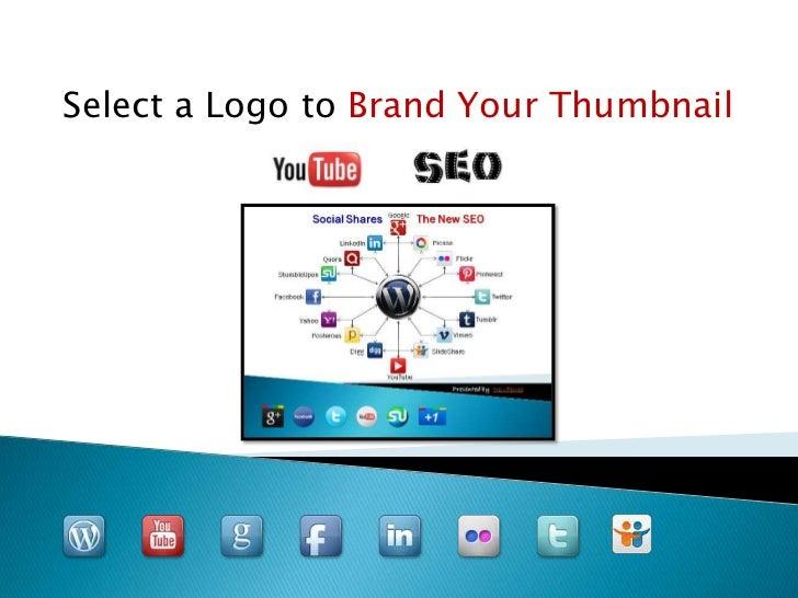 How to Create a Custom Video Thumbnail Slide 3