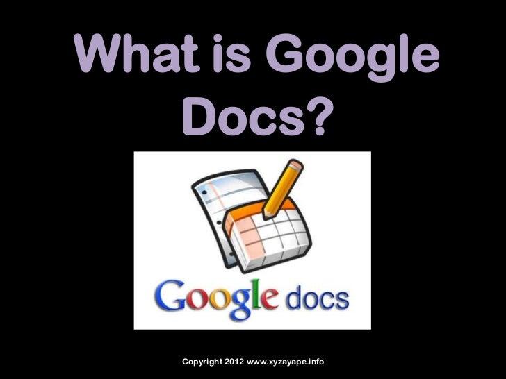 how to create google drive doc