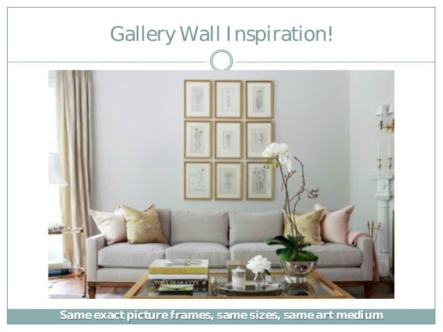 How To Create A Picture Frame Gallery Wall In 4 Steps