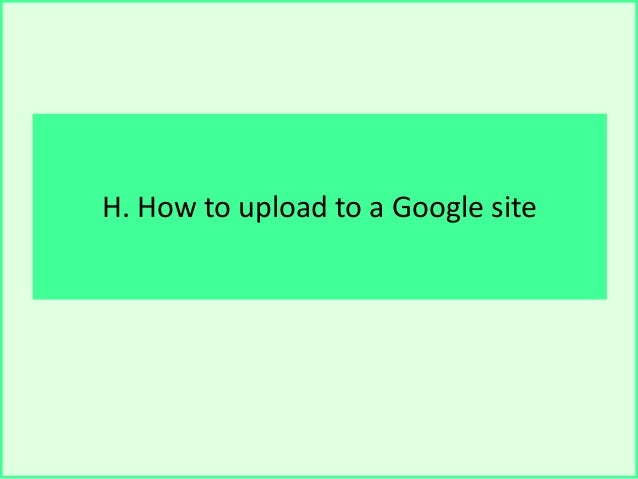 how to make my wix site appear on google