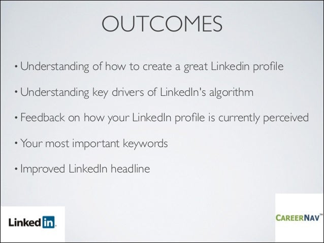 how to create a great linkedin profile  impress recruiters