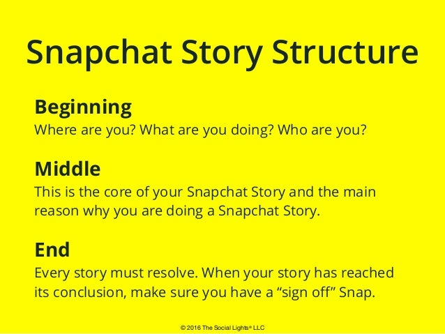 how to make a public snapchat story