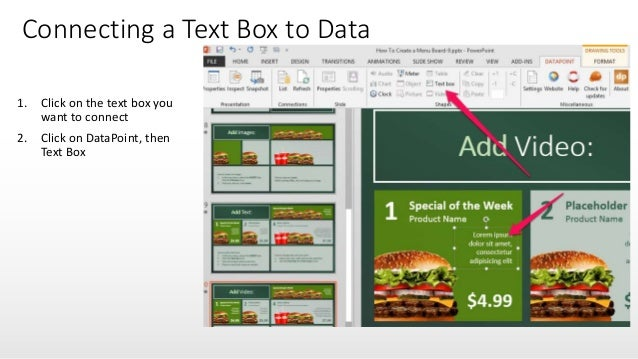 how to create a presentation using powerpoint