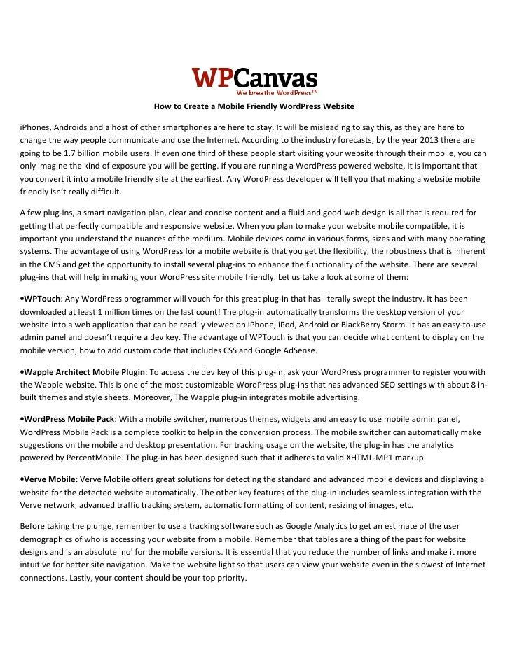 Cromosys Offer World Class WordPress Development Solutions ...