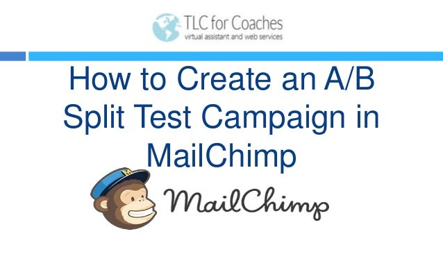 how to send an email campaign in mailchimp