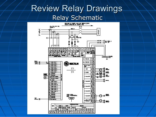 28 Review Relay Drawings Schematic