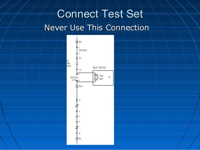 how to create and implement protective relay test plans rh slideshare net