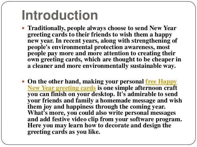 how to create and print happy new years cards by xflipsoft 2
