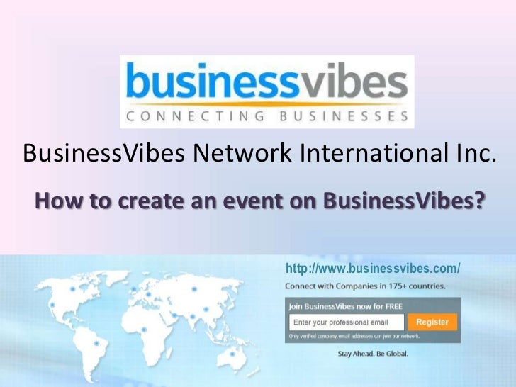 BusinessVibes_Events (@BVibesEvents) | Twitter