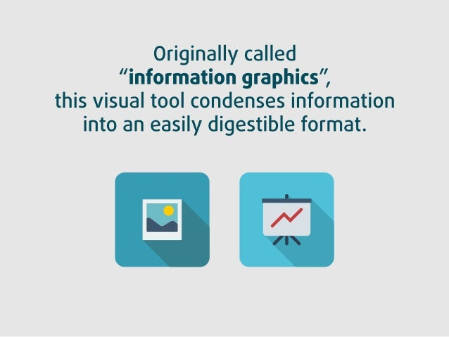 How to Create an Infographic with these 5 Delicious Elements Slide 2