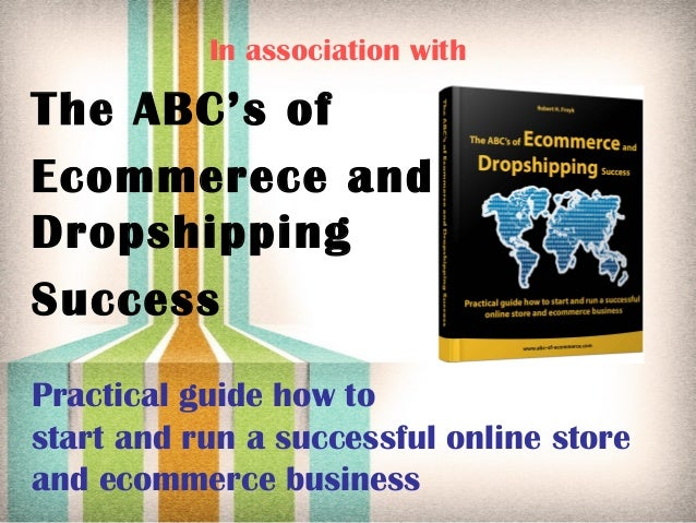 how to create online stores