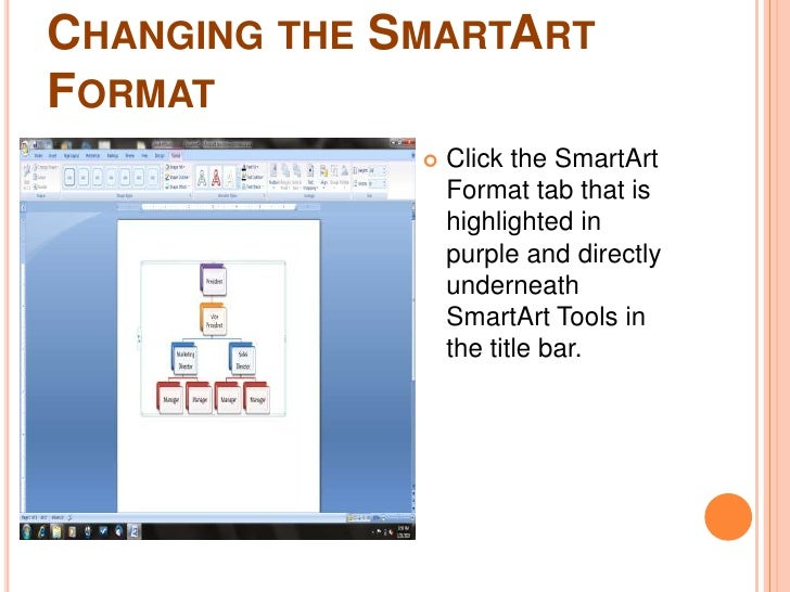 how to create an organizational chart in word 2013