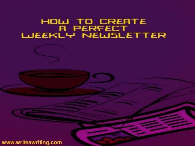 Writeawriting.com www.writeawriting.com