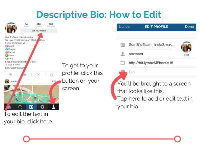 How To Create A Stand Out Profile on Instagram