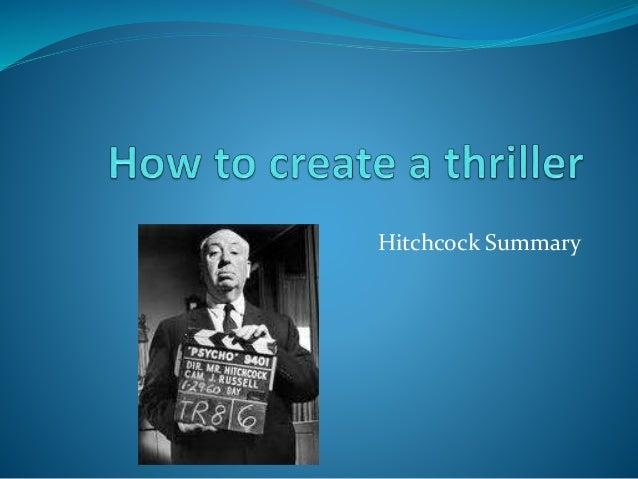 Hitchcock Summary