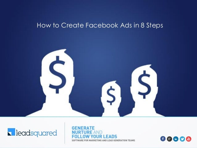 How to Create Facebook Ads in 8 Steps