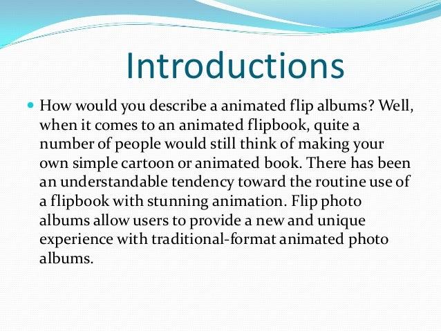 How to create flip albums online free Slide 2