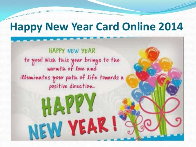 How to create happy new year greetings cards 2014 6 happy new year card online 2014 m4hsunfo