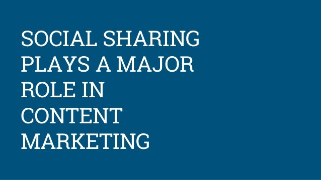 How to create content that people will LOVE to share? Slide 2