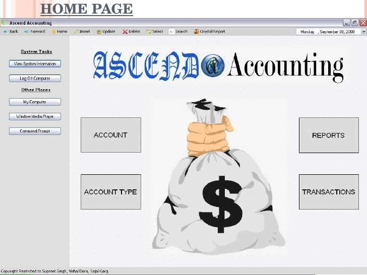 How To Create Ledger Accounting In Vb Net