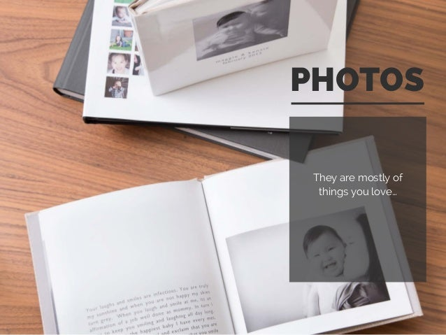 How To Create Meaningful Photo Books Slide 3