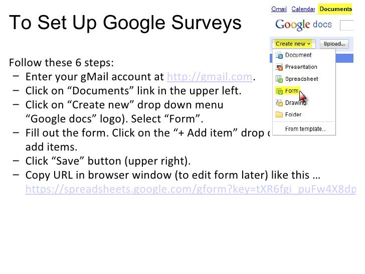 how to create a quiz on google docs