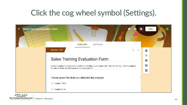 How To Create Training Feedback Survey In Google Forms 2016