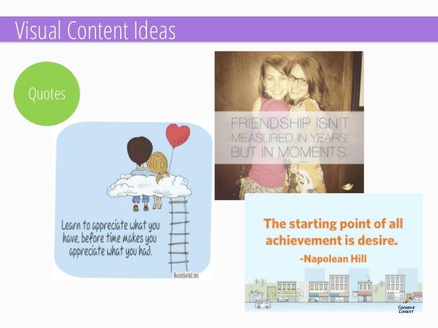 Questions  Visual Content Ideas
