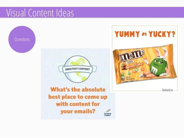 BE Human  @TedRubin  @BryanKramer  @KimGarst  Visual Content Ideas