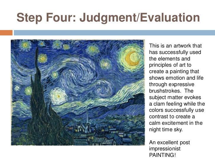 4 types of art criticism