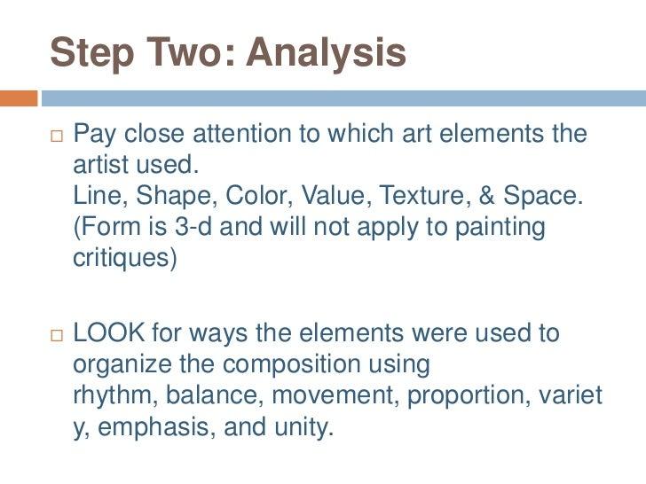 artist essay example