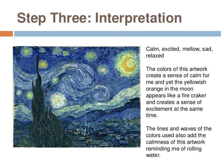 art interpretation