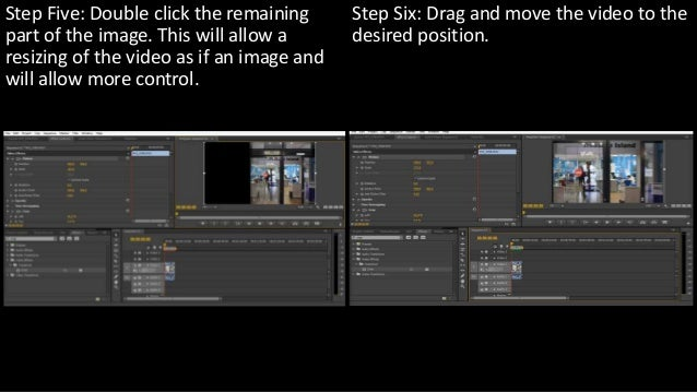 How to crop a video in Premiere Pro CS6