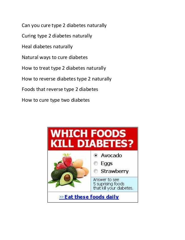 Metformin How To Treat Type 2 Diabetes Naturally